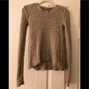 Free People sweater in excellent condition